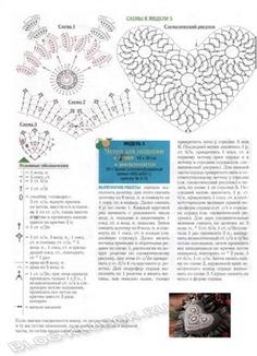 Вязаное сердце крючком-14