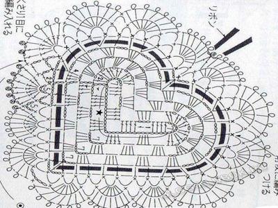 Схема валентинки