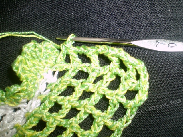 Вязаные шарфы фото и описание