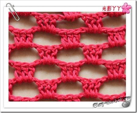 Вязание крючком болеро для девочки-6