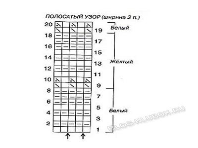 Схема вязание топик бесплатно фото 982