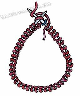 Вязание спицами по кругу-2
