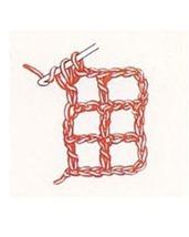 Техника филейного вязания-1