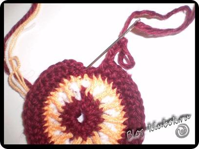 Вязаное сердечко крючком-10