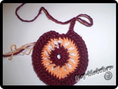Вязаное сердечко крючком-9