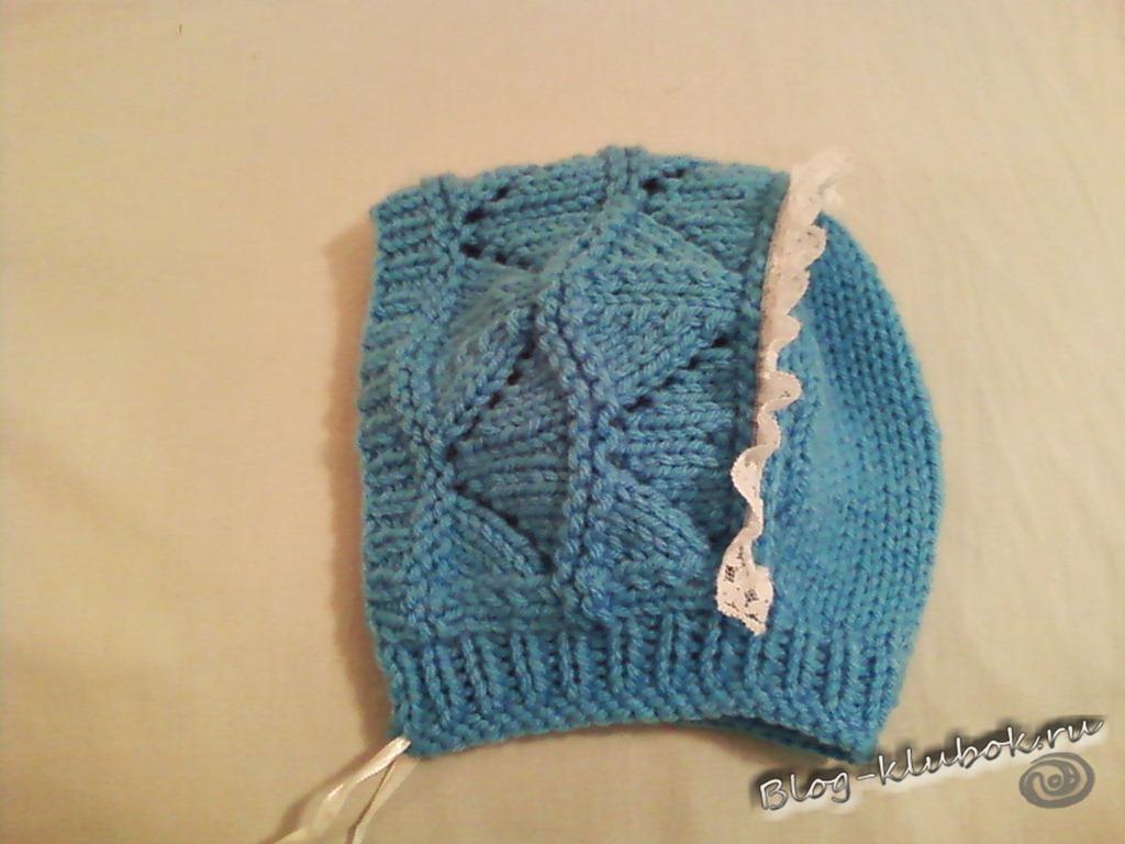 Вязание спицами для новорожденных для начинающих
