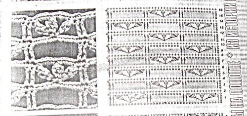 Сапожки крючком схема