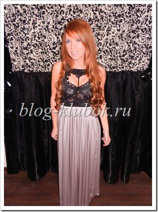 Красивые кружевные платья-1