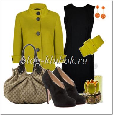 Модели платья футляр-3