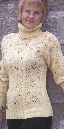 что для вязания свитера