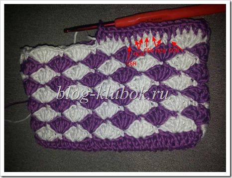 Вязание кошельков крючком-1