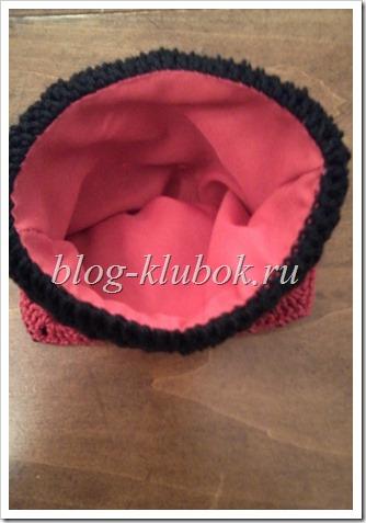 Вязание бабушкин квадрат-5